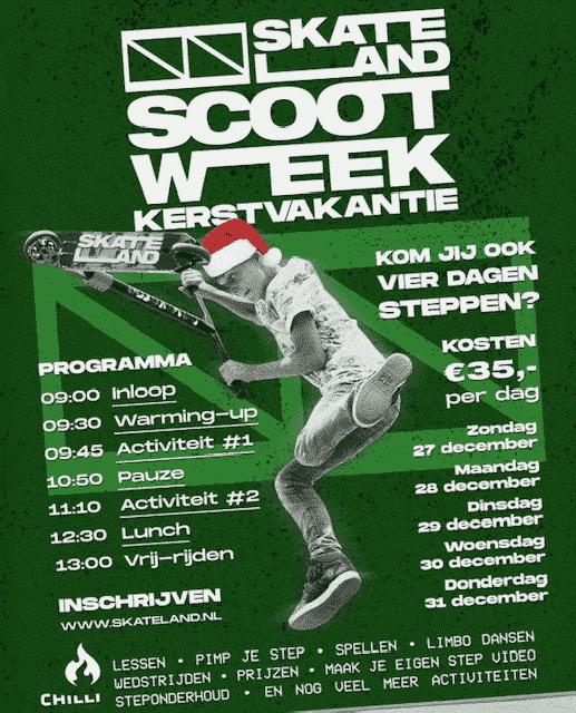 X-Mas Scootweek